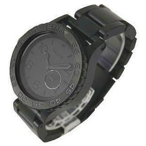 ニクソン NIXON 時計  THE 42-20 フォーティーツートゥエンティ タイド A035-001 メンズ オールブラック ブレス  男女兼用腕時計|brandechoice|02