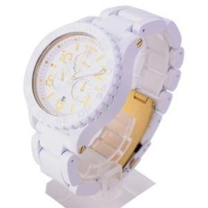 半額以下  ニクソン NIXON 時計 42-20 フォーティーツートゥエンティ A037-1035 クロノグラフ  メンズ オールホワイト  男女兼用腕時計|brandechoice|02