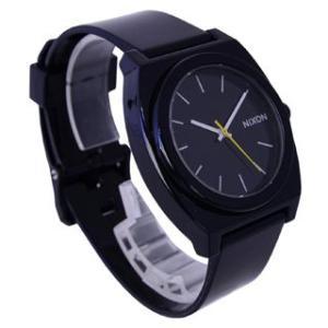 ニクソン NIXON 時計 タイムテラー P a119-000 ユニセックス  ブラック 男女兼用腕時計|brandechoice