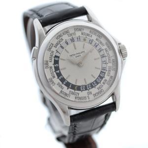 パテックフィリップ ワールドタイム 腕時計 メンズ 自動巻き...