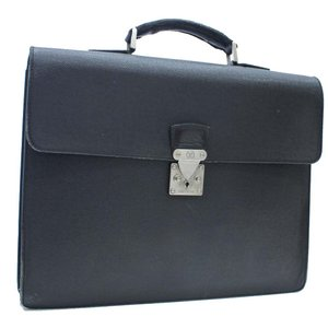 ルイ ヴィトン モスコバ ブリーフケース タイガ ビジネスバッグ メンズ タイガ アルドワーズ ブラック M30032 中古 送料無料|brandeco
