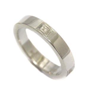 新品仕上げ済み ティファニー アトラスリング リング・指輪 レディース シルバー925 アクセサリー 6号 シルバー 中古 brandeco