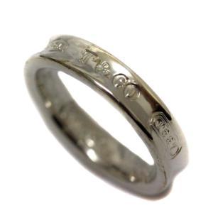 新品仕上げ済み ティファニー 1837 リング・指輪 レディース シルバー925 アクセサリー 9号 シルバー 中古 brandeco