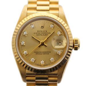 ロレックス デイトジャスト レディース腕時計 69178G ...