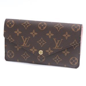 ルイヴィトン/Louis Vuitton/モノグラム/ポルトフォイユジャンヌ/ローズバレリーヌ/M62203【未使用展示品】|brandmax