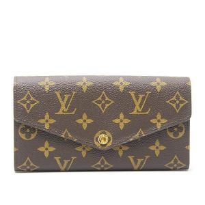 ルイヴィトン/Louis Vuitton/モノグラム/2つ折り長財布 ポルトフォイユ・サラ/M60531【未使用展示品】|brandmax
