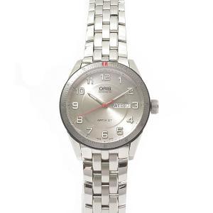 オリス ORIS アーティックスGT 腕時計 メンズ デイデイト 自動巻 シルバー 01.735.7...
