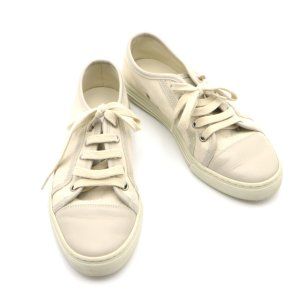 グッチ GG キャンバス スニーカー 靴 アイボリー系 GGキャンバス  ランクB|brandoff