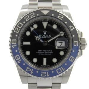 ロレックス GMTマスター2 ウォッチ 腕時計 シルバー ステンレススチール(SS) 116710BLNR  ランクA|brandoff