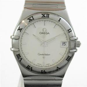 オメガ コンステレーション 腕時計 ウォッチ シルバー ステンレススチール(SS)  ランクA|brandoff