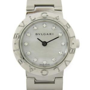 ブルガリ ブルガリ ブルガリ ウォッチ 腕時計 シルバー ステンレススチール(SS) BB23SS ランクA|brandoff