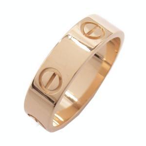 カルティエ ラブリング 指輪 K18PG(750) ピンクゴールド  ランクA #58/18号|brandoff