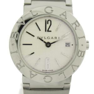 ブルガリ ブルガリ ブルガリ  腕時計 ウォッチ シルバー ステンレススチール(SS) BB26WSSD ランクA|brandoff