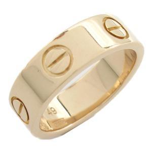カルティエ ラブリング 指輪 K18PG(750) ピンクゴールド  ランクA #49/9号|brandoff