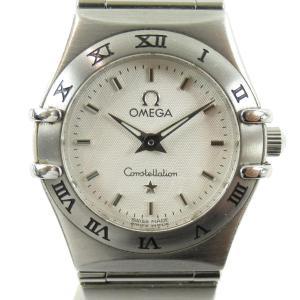 オメガ コンステレーション ミニ ウォッチ 腕時計 シルバー ステンレススチール(SS) 1562.30 ランクA|brandoff
