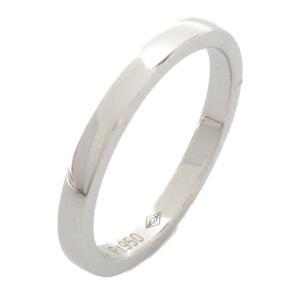 カルティエ デクラレーション リング 指輪 PT950 プラチナ  ランクA #49/9号|brandoff