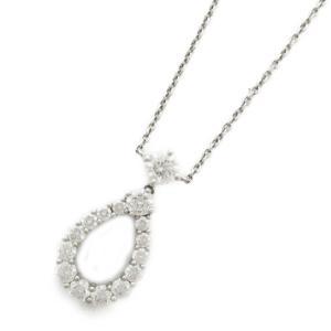 ハリーウィンストン ループバイHW 16ダイヤモンド ネックレス PT950 プラチナ x ダイヤモンド  ランクA|brandoff
