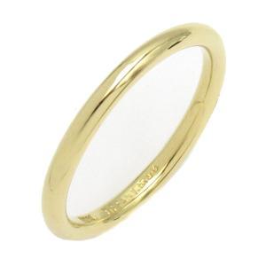 ティファニー ビゼットリング 指輪 K18YGイエローゴールド  ランクA 10.5号|brandoff