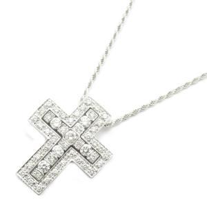 ダミアーニ ベルエポック ダイヤモンドネックレス 18Kホワイトゴールド x ダイヤモンド  ランクA|brandoff
