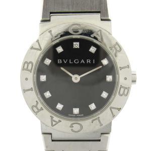 ブルガリ ブルガリ ブルガリ ウォッチ 腕時計 シルバー ステンレススチール(SS) BB26 ランクA|brandoff