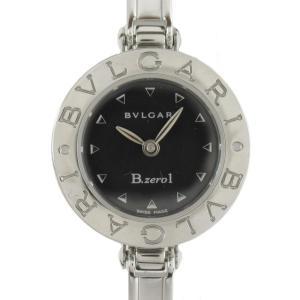 ブルガリ B-zero1 ビーゼロワン M 腕時計 ウォッチ シルバー ステンレススチール(SS) BZ22S ランクB|brandoff