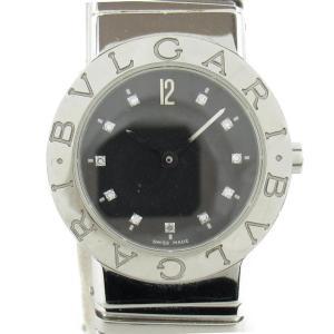 ブルガリ トゥボガス ウォッチ 腕時計 シルバー ステンレススチール(SS) BB262TS ランクA|brandoff