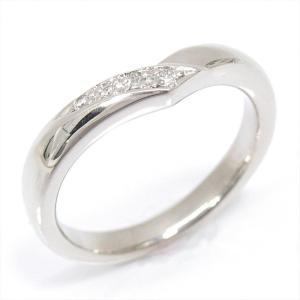 45cd8375122d ヨンドシー ダイヤモンドリング 指輪 PT950 プラチナxダイヤモンド(石目なし) ランクA 5号