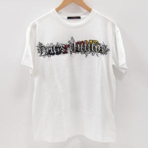 ルイヴィトン Tシャツ ホワイト コットン  ランクB|brandoff