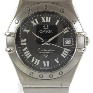 オメガ コンステレーション ウォッチ 腕時計 シルバー ステンレススチール(SS) 1504.50 ランクA|brandoff