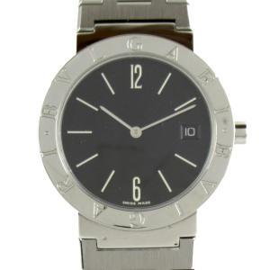 ブルガリ ブルガリ ブルガリ 腕時計 ウォッチ シルバー ステンレススチール(SS) BB33SSD ランクB|brandoff