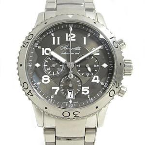 e9fb47cd1f ブレゲ トランスアトランティック タイプ21 腕時計 メンズ ウォッチ グレー ステンレススチール(SS) 3810ST/92/SZ9 ランクA.  815,800円. 中古