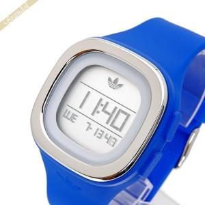 アディダス adidas メンズ・レディース腕時計 DENVER デンバー デジタル ブルー ADH3034 [在庫品] brandol