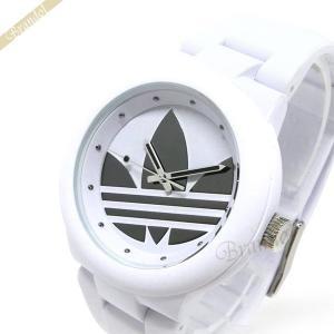 アディダス adidas アディダス メンズ・レディース 腕時計 アディダスオリジナルス ABERDEEN アバディーン 40mm ホワイト×シルバー ADH3208|brandol