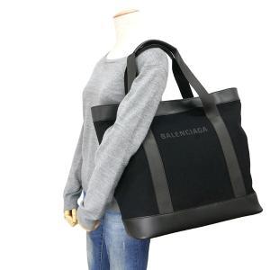 バレンシアガ Balenciaga メンズ・レディース トートバッグ 縦型 ラージ キャンバストート ブラック 374767 AQ3AN 1000 【2019年春夏新作】 [在庫品]|brandol|06