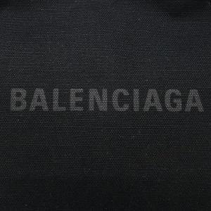 バレンシアガ Balenciaga メンズ・レディース トートバッグ 縦型 ラージ キャンバストート ブラック 374767 AQ3AN 1000 【2019年春夏新作】 [在庫品]|brandol|07