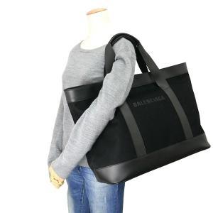 バレンシアガ Balenciaga メンズ・レディース トートバッグ ラージ キャンバストート ブラック 479290 AQ3AN 1000 【2019年春夏新作】 [在庫品]|brandol|06