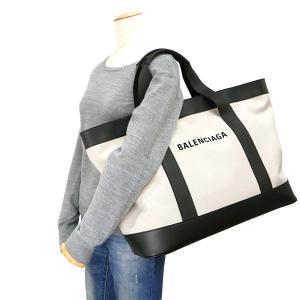 バレンシアガ Balenciaga メンズ・レディース トートバッグ ラージ キャンバストート ナチュラル×ブラック 479290 AQ3AN 9260 【2019年春夏新作】 [在庫品]|brandol|06