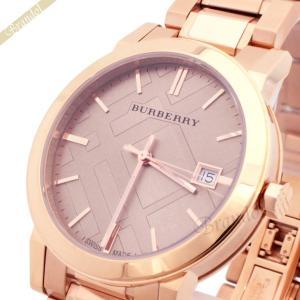 バーバリー BURBERRY レディース腕時計 シティ 38mm ローズゴールド BU9034 [在庫品]|brandol