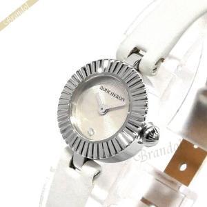 ブシュロン BOUCHERON レディース腕時計 マジョリー 18mm ホワイト WA012509 [在庫品] brandol
