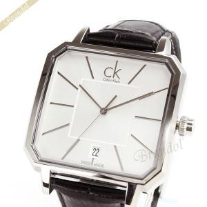 カルバンクライン Calvin Klein メンズ腕時計 CK CONCEPT CKコンセプト 42mm シルバー K1U21120 [在庫品]|brandol