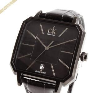カルバンクライン Calvin Klein メンズ腕時計 CK CONCEPT CKコンセプト 42mm ブラック K1U21402|brandol