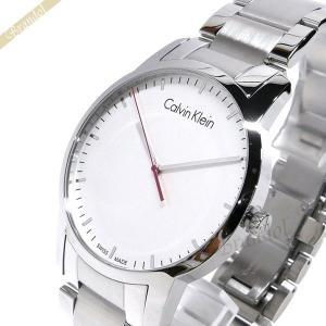 カルバンクライン Calvin Klein メンズ 腕時計 シティ 43mm シルバー K2G2G1.Z6 [在庫品]|brandol