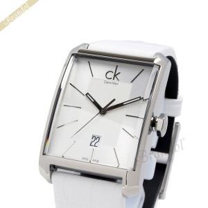 カルバンクライン Calvin Klein メンズ腕時計 CK Window CKウィンドウ ホワイト K2M21120 [在庫品]|brandol