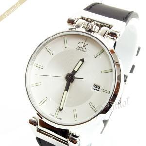 カルバンクライン Calvin Klein メンズ腕時計 CK Worldly CKワールドリー 42mm シルバー×ブラック K4A211C6|brandol