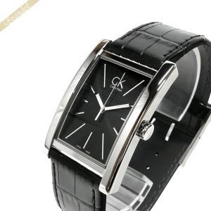 カルバンクライン Calvin Klein メンズ 腕時計 リファイン ブラック K4P211.C1 [在庫品]|brandol