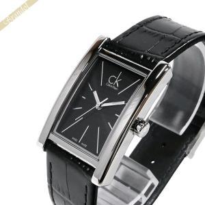 カルバンクライン Calvin Klein レディース 腕時計 リファイン ブラック K4P231.C1 [在庫品]|brandol
