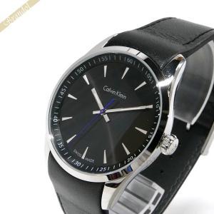カルバンクライン Calvin Klein メンズ 腕時計 ボールド 41mm ブラック K5A311.C1 [在庫品]|brandol