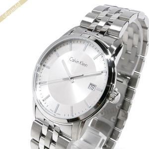 カルバンクライン Calvin Klein メンズ 腕時計 インフィニート 42mm シルバー K5S311.46 [在庫品]|brandol