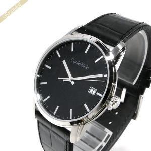 カルバンクライン Calvin Klein メンズ 腕時計 インフィニート 42mm ブラック K5S311.C1 [在庫品]|brandol