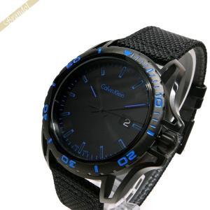 カルバンクライン Calvin Klein メンズ 腕時計 アース 44m ブラック K5Y31Y.B1 [在庫品]|brandol